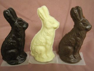 Solid Chocolate Rabbit (small)