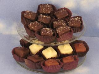 Chocolate Caramel Delights - Click Image to Close